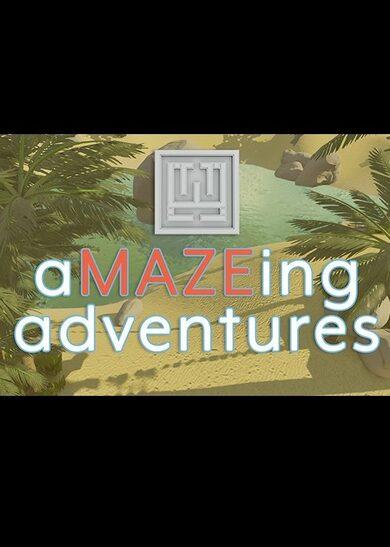 aMAZEing Adventures Steam Key GLOBAL
