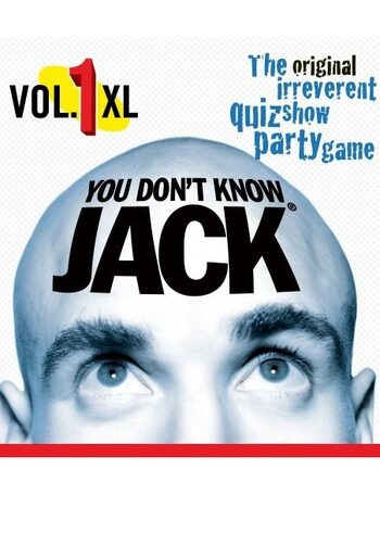 YOU DON'T KNOW JACK Vol. 1 XL Steam Key GLOBAL