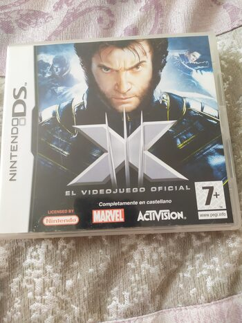 X-Men: The Official Game Nintendo DS