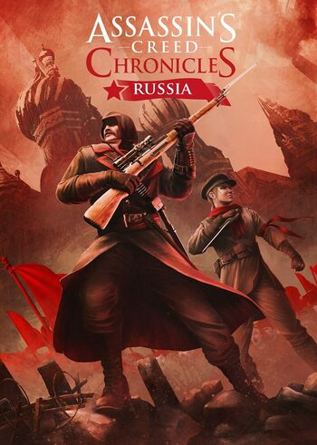 Assassin's Creed Chronicles - Russia Uplay Key GLOBAL