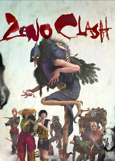 Zeno Clash Steam Key GLOBAL