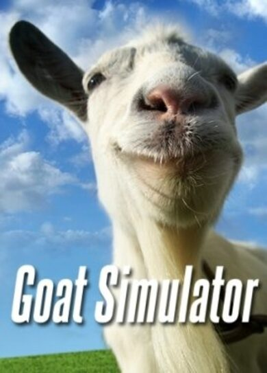 Goat Simulator: GOATY BUNDLE (incl. 5 items) Steam Key GLOBAL