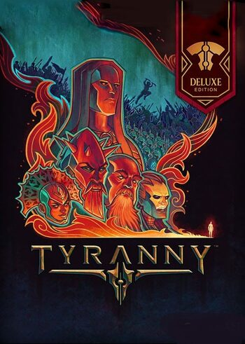 Tyranny (Deluxe Edition) Steam Key GLOBAL