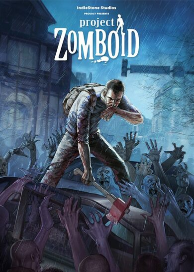 Project Zomboid Steam Key GLOBAL