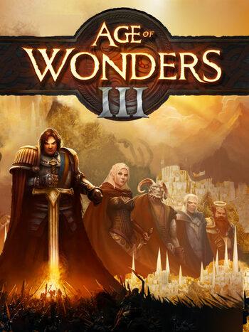 Age of Wonders III Steam Key EUROPE
