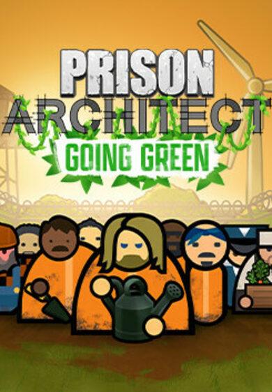 Prison Architect - Going Green (DLC) Steam Key EUROPE