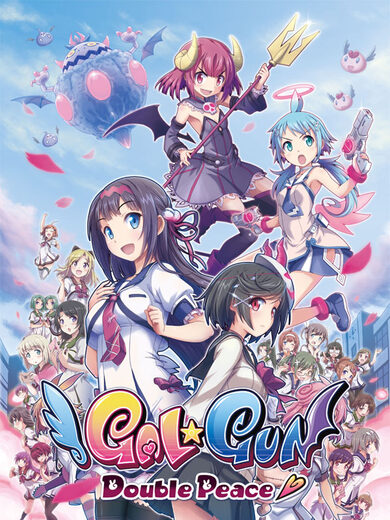 Gal Gun: Double Peace Steam Key GLOBAL