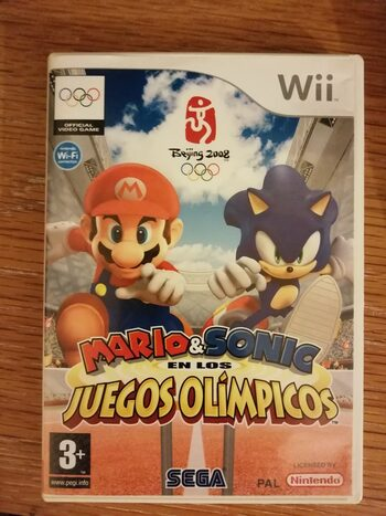Mario & Sonic at the Olympic Games (Beijing 2008) Wii