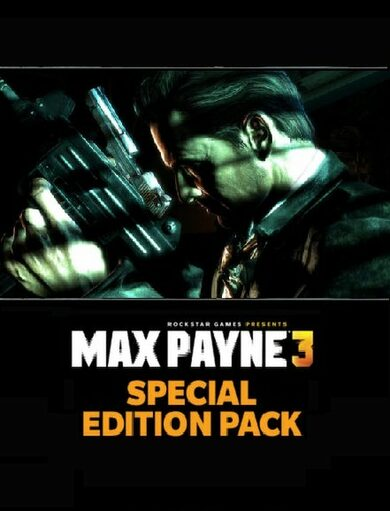 Max Payne 3 - Special Edition Pack (DLC) Steam Key EUROPE