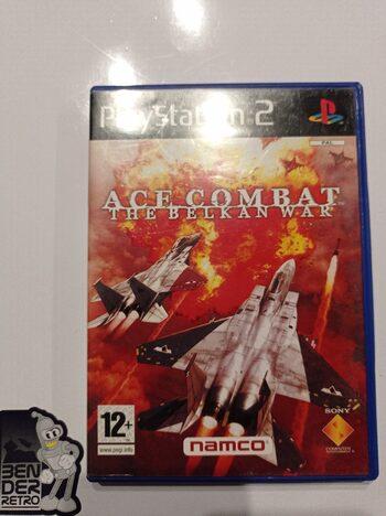 Ace Combat Zero: The Belkan War PlayStation 2