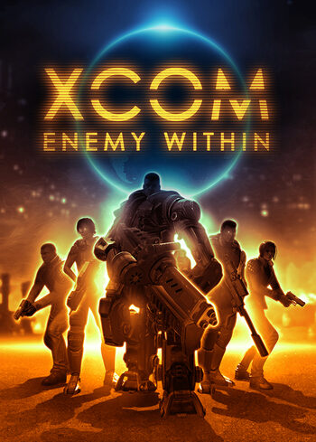 XCOM: Enemy Within (DLC) Steam Key GLOBAL