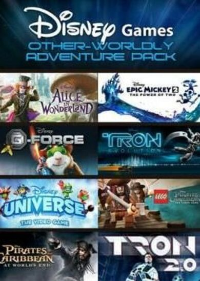 Disney Other-Worldly Adventure Pack Steam Key EUROPE