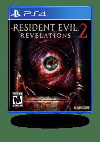 Resident Evil Revelations 2 / Biohazard Revelations 2 PlayStation 4