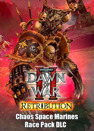 Warhammer 40,000: Dawn of War II - Retribution Chaos Space Marines Race Pack (DLC) Steam Key GLOBAL