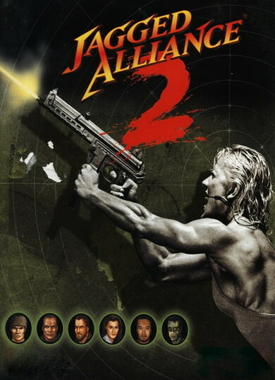 Jagged Alliance 2 Classic DLC Steam Key GLOBAL