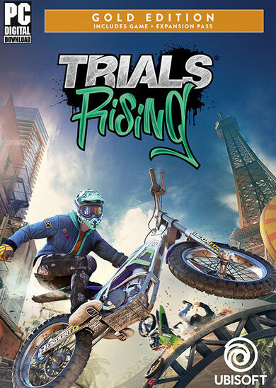 Trials Rising Gold Edition Uplay Key NORTH AMERICA
