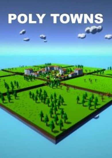 Poly Towns Steam Key GLOBAL