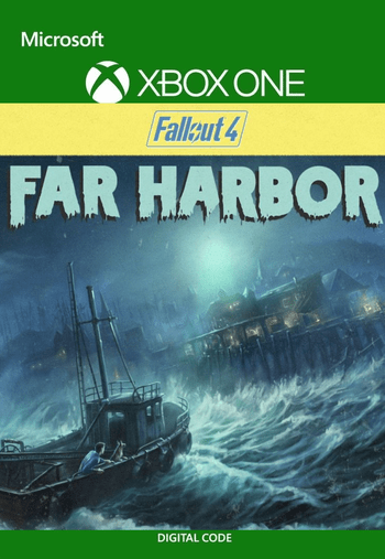 Fallout 4 Far Harbor (DLC) XBOX LIVE Key UNITED STATES