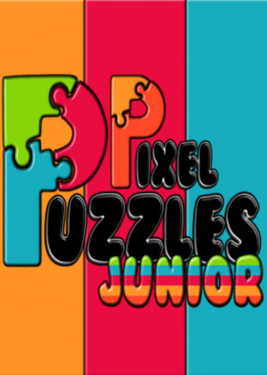 Pixel Puzzles Junior Steam Key EUROPE