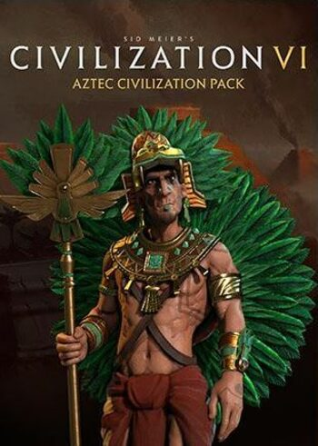 Sid Meier's Civilization VI - Aztec Civilization Pack (DLC) Steam Key EUROPE