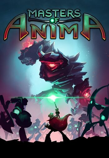 Masters of Anima Steam Key GLOBAL