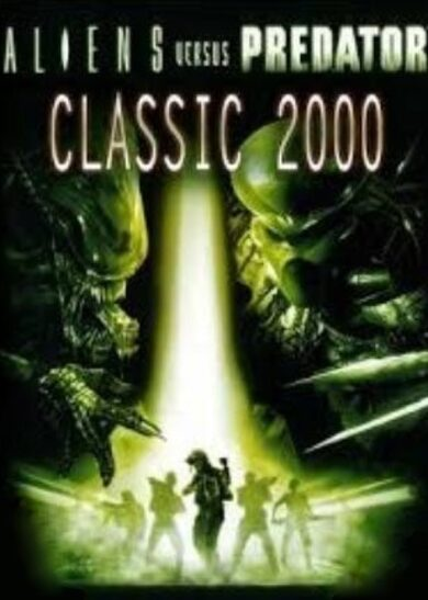 Alien vs Predator Classic 2000 Steam Key GLOBAL