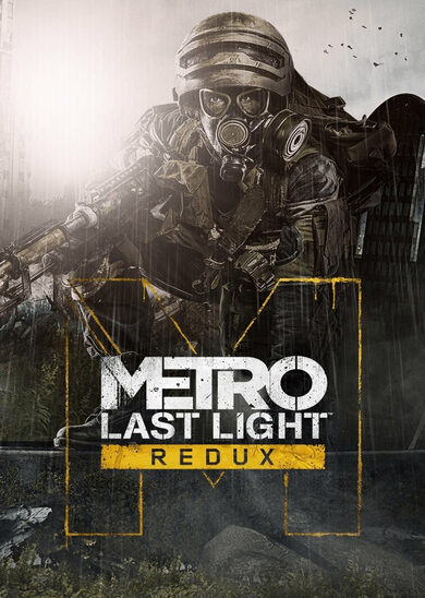 Metro Last Light Redux Steam Key EUROPE