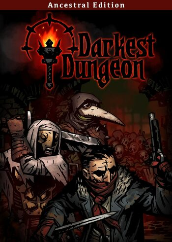 Darkest Dungeon: Ancestral 2017 Edition Steam Key GLOBAL