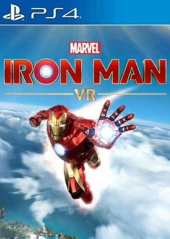 The Marvel's Iron Man VR (PS4) PSN Key EUROPE