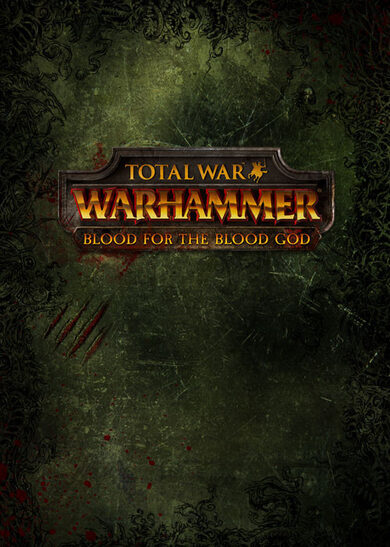 Total War: Warhammer - Blood for the Blood God (DLC) Steam Key GLOBAL