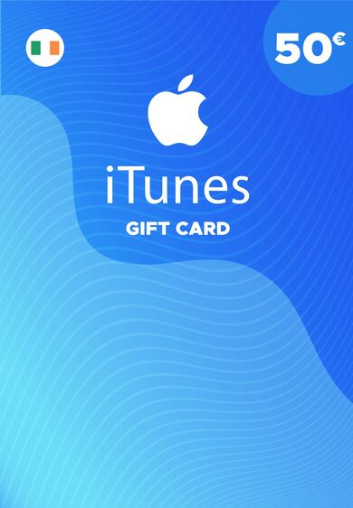 Apple iTunes Gift Card 50 EUR iTunes Key IRELAND