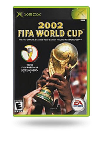 2002 FIFA World Cup Xbox