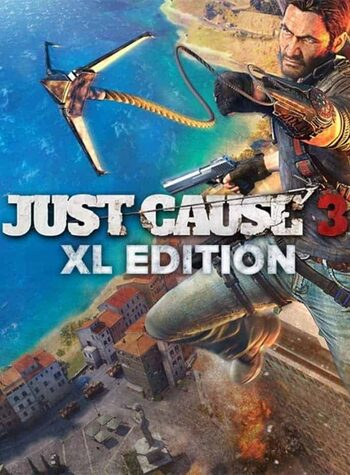 Just Cause 3 XL Edition Steam Key GLOBAL