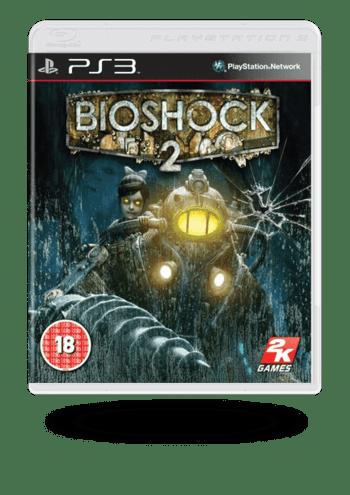 BioShock 2 PlayStation 3