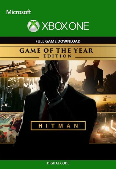 Hitman (GOTY) (Xbox One) Xbox Live Key UNITED STATES