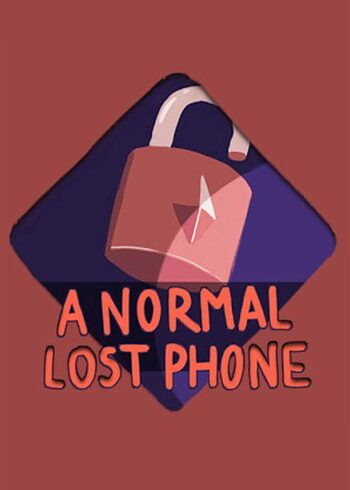 A Normal Lost Phone Steam Key EUROPE