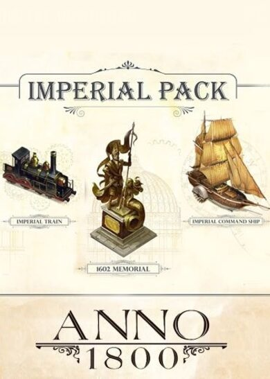 Anno 1800 - The Imperial Pack (DLC) Uplay Voucher EUROPE