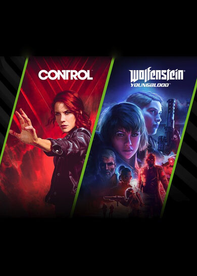 Wolfenstein: Youngblood + Control NVIDIA Key CANADA