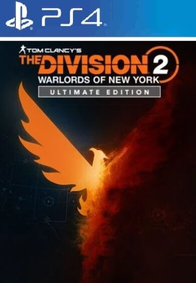 The Division 2 - Warlords of New York - Ultimate Edition (PS4) PSN Key NORTH AMERICA
