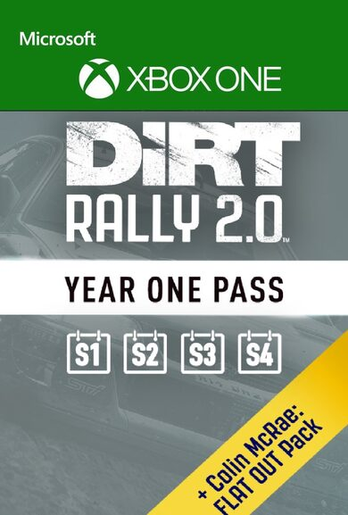 DiRT Rally 2.0 Year One Pass (DLC) (Xbox One) Xbox Live Key UNITED STATES