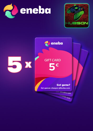 HUBSON GAMES's giveaway hosted by ENEBA!