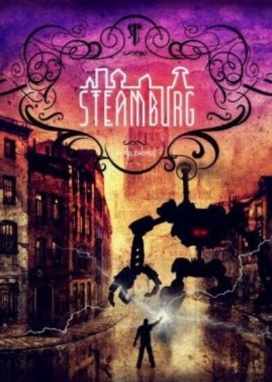 Steamburg Steam Key GLOBAL