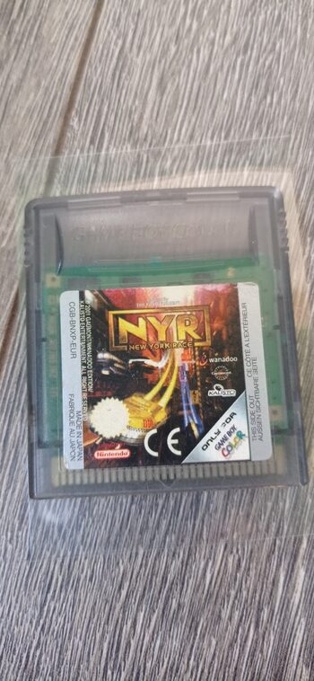 New York Race Game Boy Color