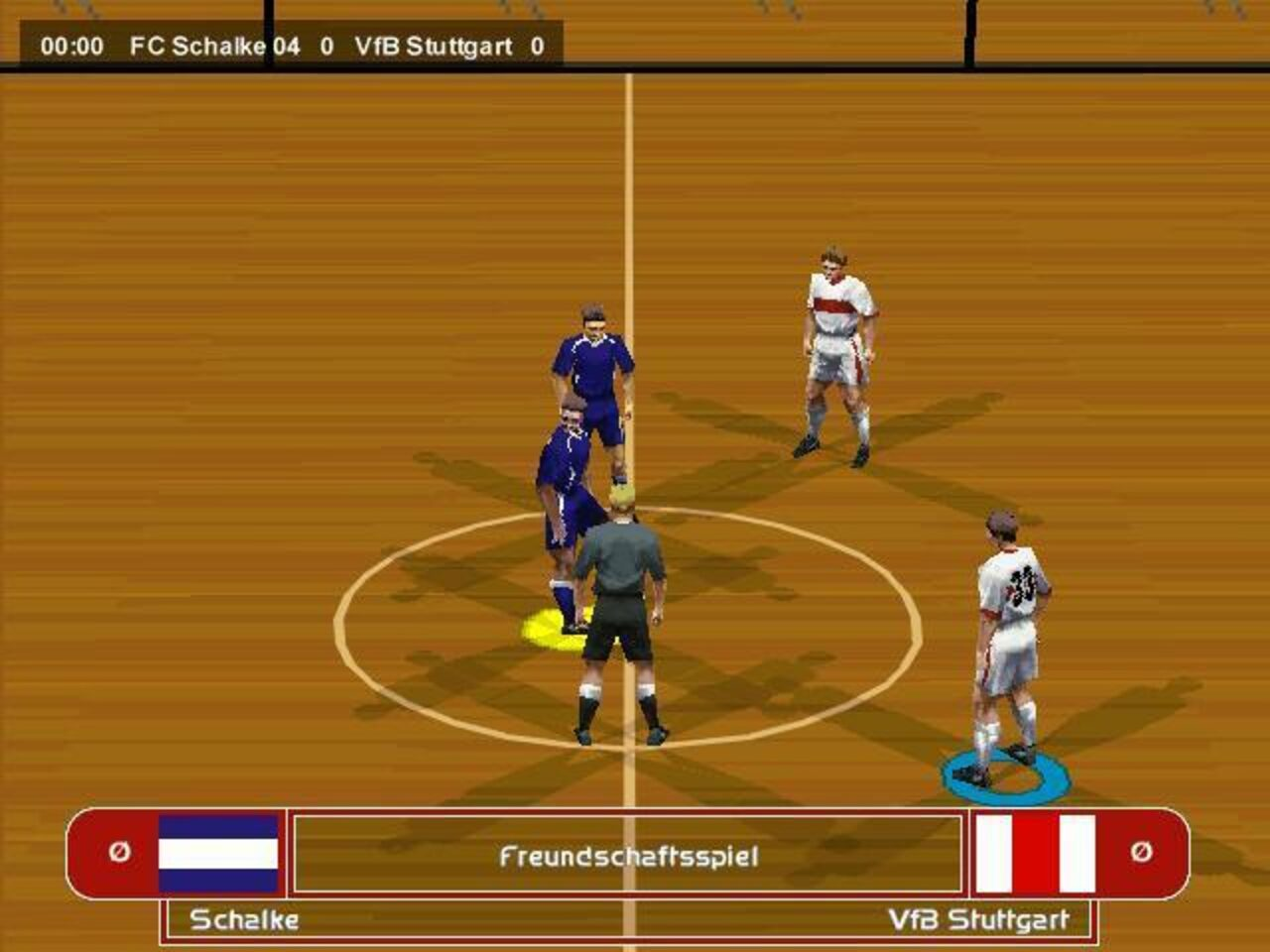FIFA '98: Road to World Cup PlayStation