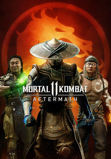 Mortal Kombat 11: Aftermath (DLC) Steam Key GLOBAL