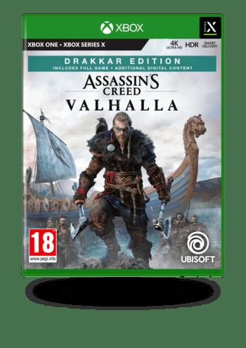 Assassin's Creed Valhalla Drakkar Edition Xbox Series X