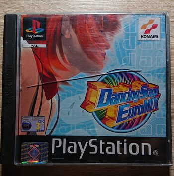 Dancing Stage Fusion PlayStation