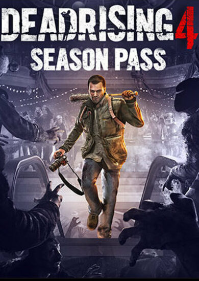 Dead Rising 4 - Season Pass (DLC) Steam Key GLOBAL