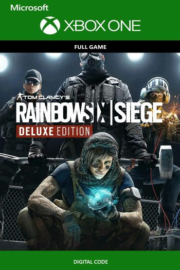 Tom Clancy's Rainbow Six: Siege (Deluxe Edition) (Xbox One) Xbox Live Key GLOBAL