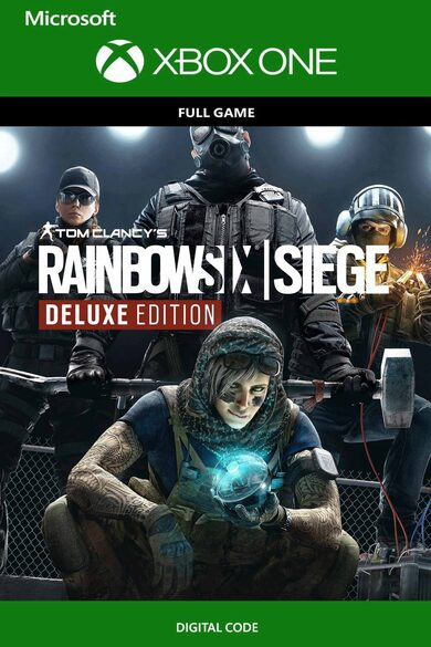 Tom Clancy's Rainbow Six: Siege (Deluxe Edition) (Xbox One) Xbox Live Key EUROPE
